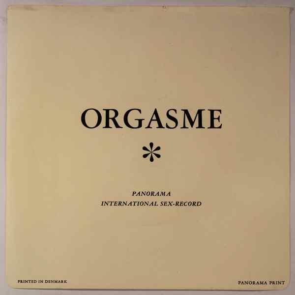ORGASEM - The Sound Of Love - 45T (SP 2 titres)
