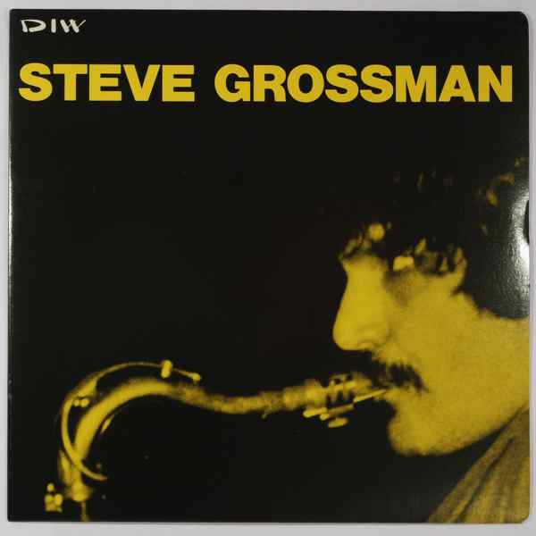 STEVE GROSSMAN - This Time The Dream's On Me / Solar - 45T (SP 2 titres)