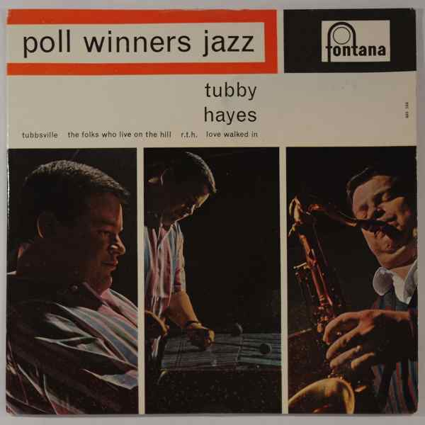 TUBBY HAYES - Poll Winners Jazz - 45T (SP 2 titres)