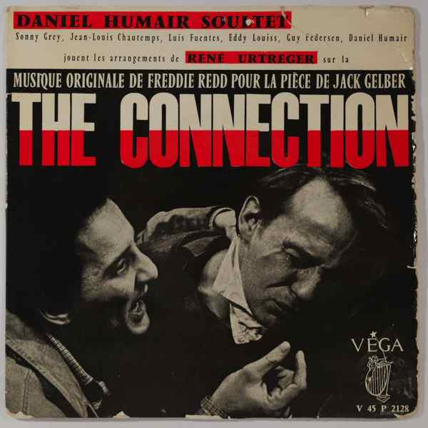 DANIEL HUMAIR SOULTET - The Connection - 45T (SP 2 titres)
