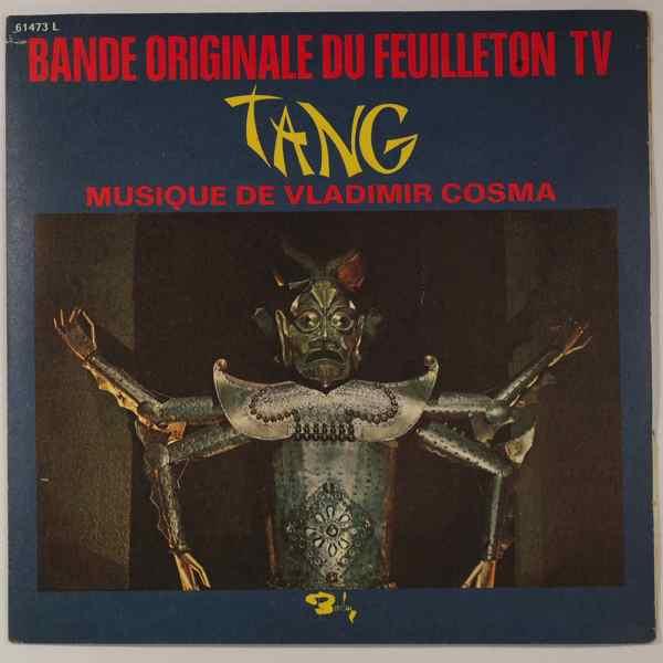 VLADIMIR COSMA - Tang - 45T (SP 2 titres)