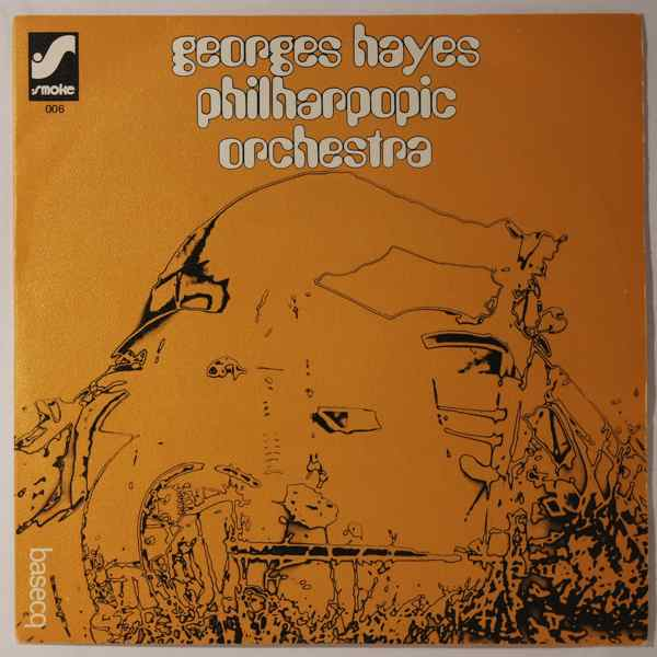 GEORGES HAYES PHILARPOPIC ORCHESTRA - Steeple Chase / Concerto For Right Foot - 45T (SP 2 titres)
