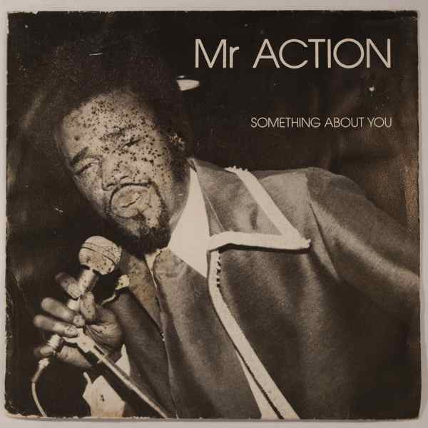 MR ACTION - Something About You - 45T (SP 2 titres)