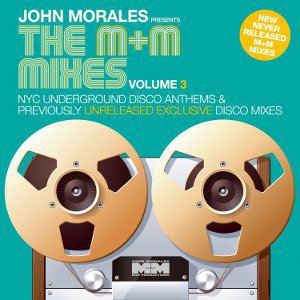 VARIOUS - John Morales the M+M Mixes Volume 3 Part A - LP x 2