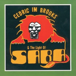 CEDRIC IM BROOKS - And The Light of Saba - LP x 2