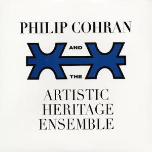 PHILIP COHRAN & THE ARTISTIC HERITAGE ENSEMBLE - On the beach - LP