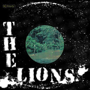 THE LIONS - Jungle Struttin - LP x 2