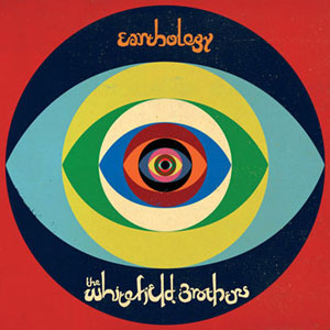 THE WHITEFIELD BROTHERS - Earthology - LP x 2