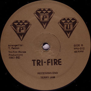 TRI-FIRE - Volume One - 12 inch 45 rpm