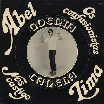 ABEL LIMA - Goenta Canela feat. Roland Louis - LP