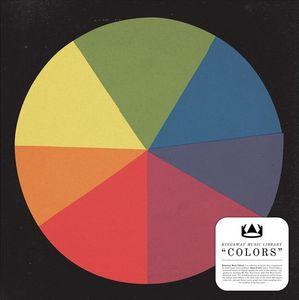 ADAM FEENEY - Kingsway music library 'colors' - LP