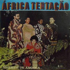 AFRICA TENTACAO - Mulher de Angola - LP