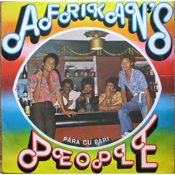 AFRIKAN'S PEOPLE - Para cu pari - 33T