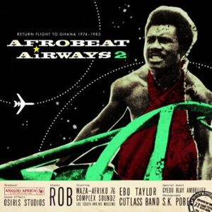 ORCHESTRA POLY-RYTHMO DE COTONOU - Afrobeat Airways vol2 - LP x 2