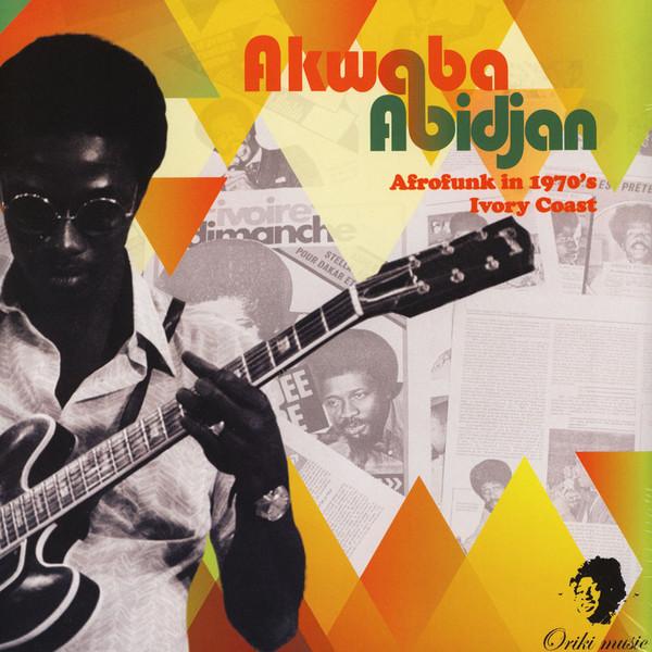VARIOUS - Akwaba Abidjan - LP x 2