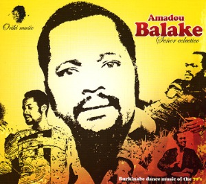 AMADOU BALAKE - Senor Eclectico - LP
