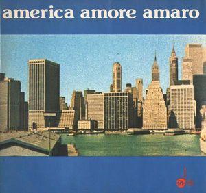 REMIGIO DUCROS / LUCIANO SIMONCINI - America amore amaro - LP