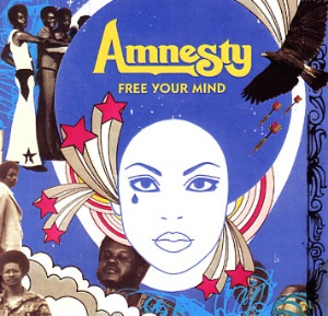 AMNESTY - Free your mind - LP