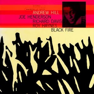 ANDREW HILL - Black fire - LP