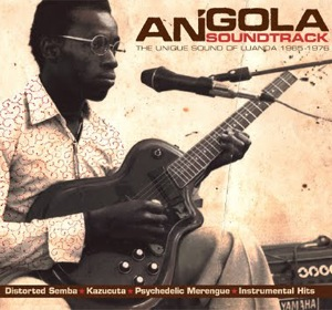 VARIOUS - Angola Soundtrack - 33T x 2