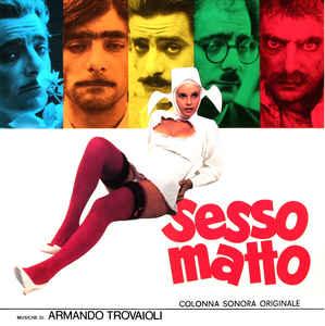 ARMANDO TROVAIOLI - Sesso matto - LP