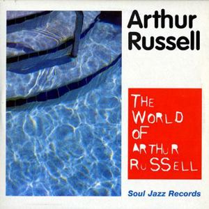 ARTHUR RUSSELL - The World of Arthur Russell - Coffret 33T