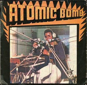 WILLIAM ONYEABOR - Atomic bomb - 33T