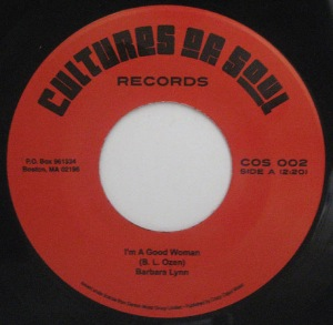 BARBARA LYNN - I'm a good woman / I don't want a playboy - 7inch (SP)