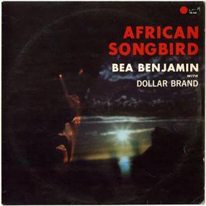 Bea Benjamin & Dollar Brand African Songbird