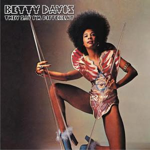 BETTY DAVIS - They say i'm different - LP