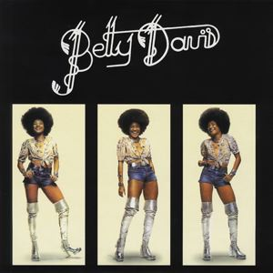BETTY DAVIS - Betty Davis - LP