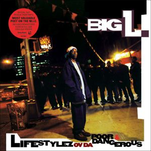 BIG L - Lifestyle ov da poor  & dangerous - LP