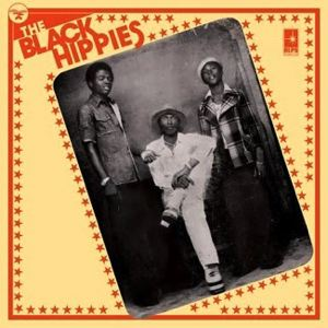 THE BLACK HIPPIES - Same - LP