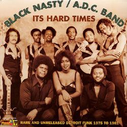 BLACK NASTY - its hard time - LP