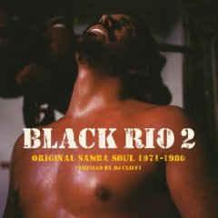 VARIOUS - Black Rio 2 : Original Samba Soul 1971-1980 - LP x 2