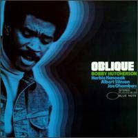 BOBBY HUTCHERSON - Oblique - LP