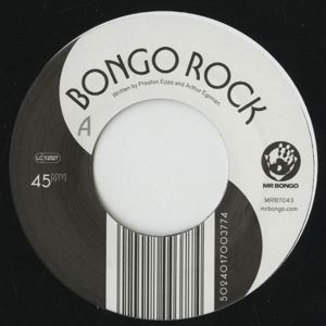 INCREDIBLE BONGO BAND - Apache - 7inch (SP)