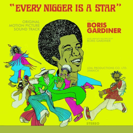 BORIS GARDINER - Every nigger is a star - LP