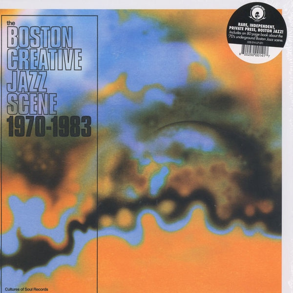 VARIOUS - The Boston Creative Jazz Scene 1970-1983 - LP x 2