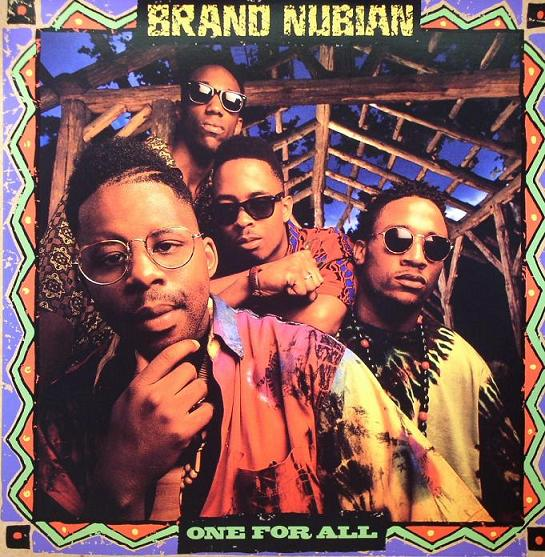 BRAND NUBIAN - One for all - LP x 2