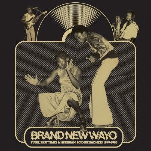 VARIOUS - Brand new wayo - LP