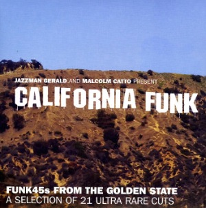 VARIOUS - California Funk - LP x 2