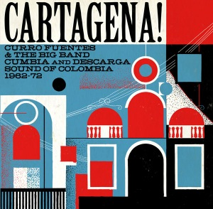 VARIOUS - Cartagena! - LP x 2