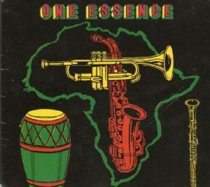 CEDRIC BROOKS - One essence - LP