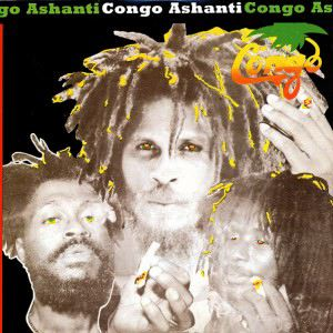 CONGOS - Congo Ashanti - LP