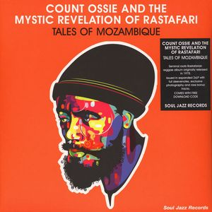 COUNT OSSIE AND THE MYSTIC REVELATION OF RASTAFARI - Tales of Mozambique - LP x 2