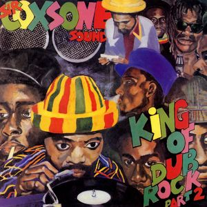 SIR COXSON - King of the dub Rock part2 - LP