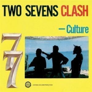 CULTURE - Two sevens Clash - LP