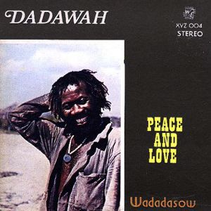 DADAWAH - Peace and love - LP