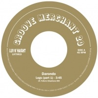 DARONDO - Legs / Let my people go - 7inch (SP)